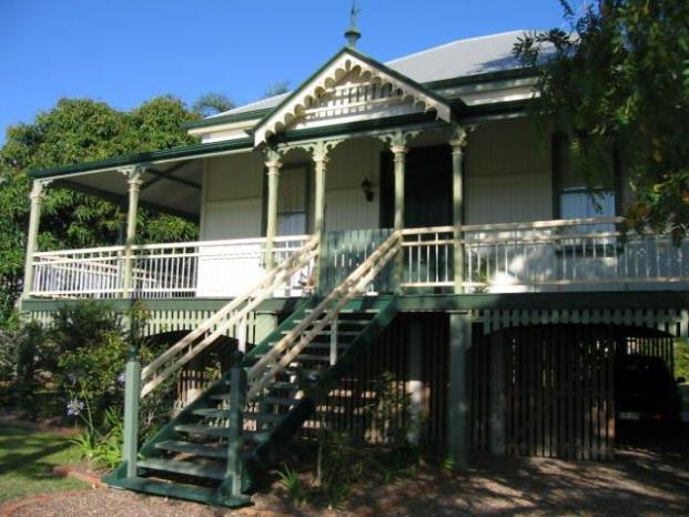 Una villetta del tipo Queenslander