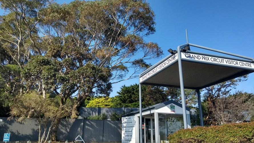 grand prix circuit visitor centre phillip island ingresso