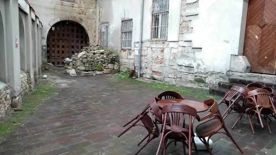 leopoli degrado in centro
