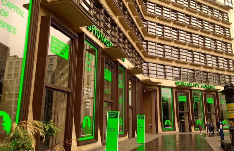 museo delle spie berlino