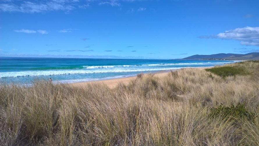 spiaggia-tasmania-mare