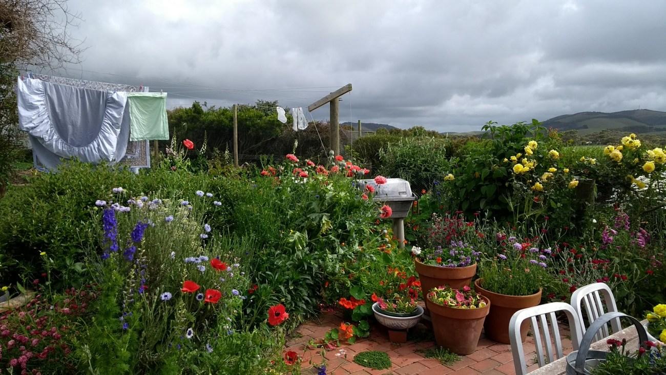 glamping giardino fiorito