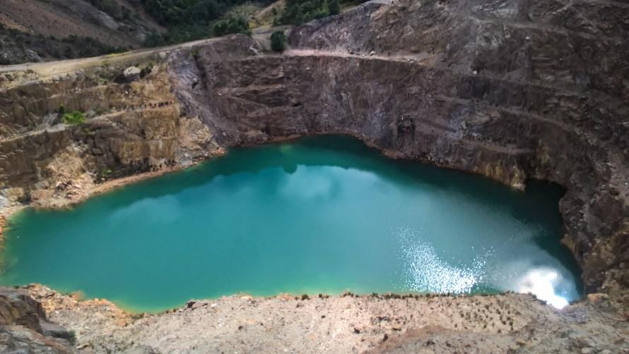 iron blow lago smeraldo