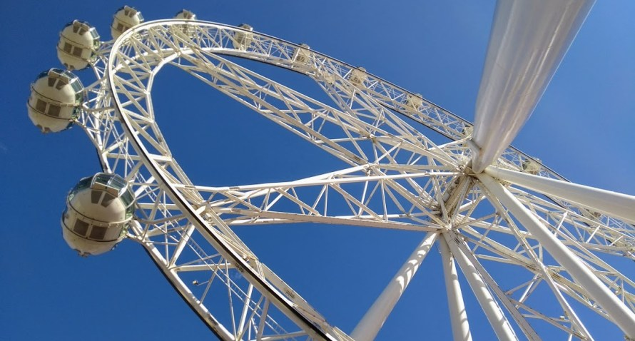 ruota panoramica melbourne star