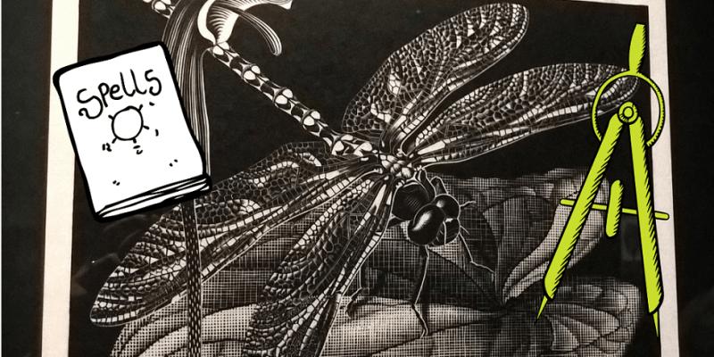 Escher, disegni: escher x nendo, visita alla mostra in australia