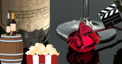 bere vino al cinema