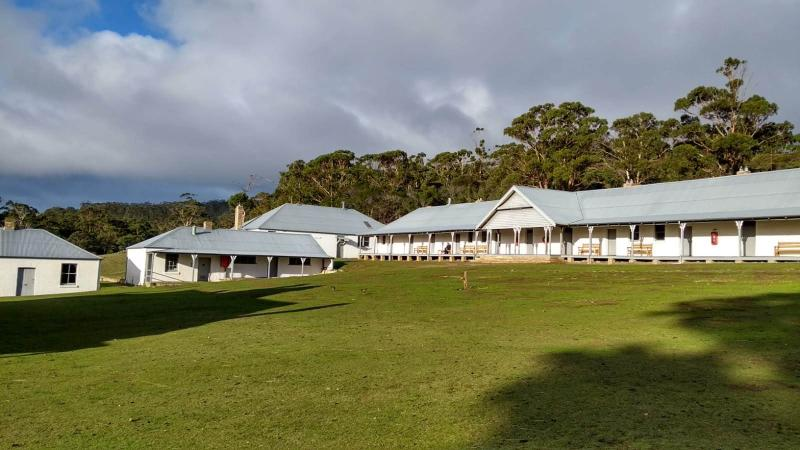 dormire a Maria Island: ostello ex penitenziario