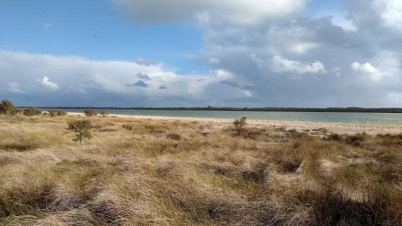 riva del Lake Clifton, Western Australia