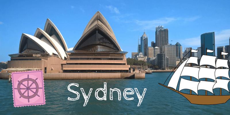 "Sydney capitale d'Australia ""morale""?"