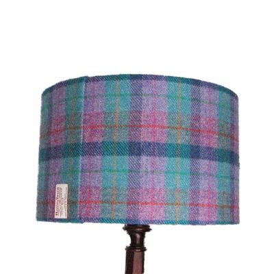 Floor Lamp in Kingfisher Blue
