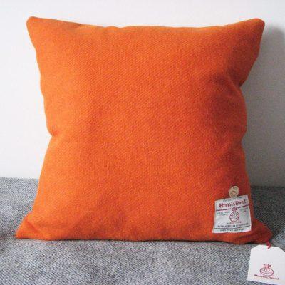 Mid Burnt Orange Cushion Cover