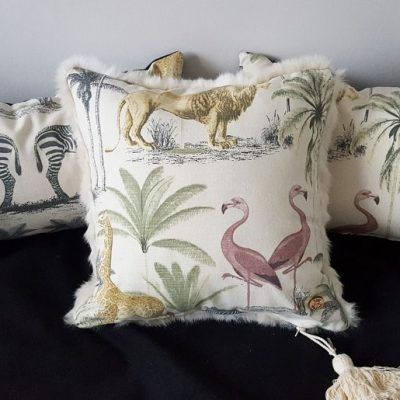 Fabric Cushion Covers