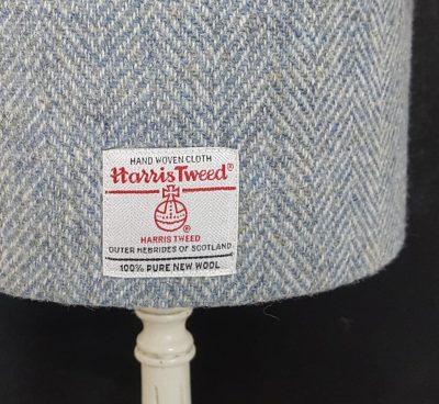 Harris Tweed Seamist Lampshade