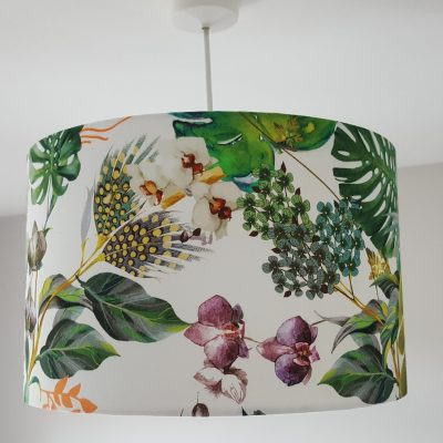 Hibiscus Floral Light Shade