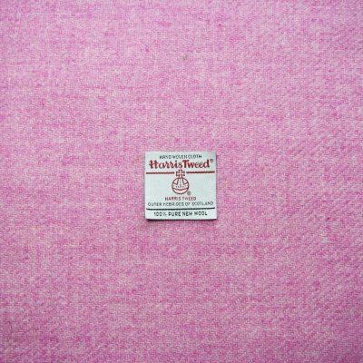 Blussh Pink Harris Tweed