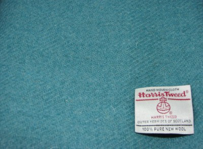 Harris Tweed - Turquoise