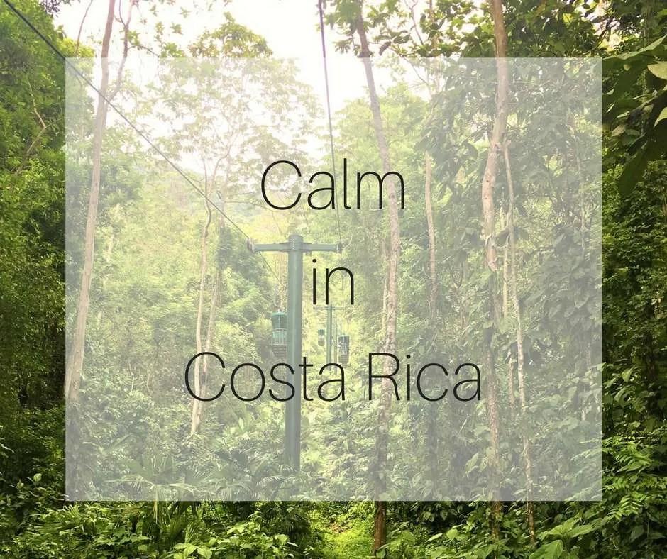 Calm in Costa Rica