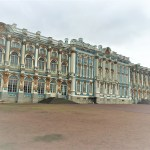 St. Petersburg Catherines Palace