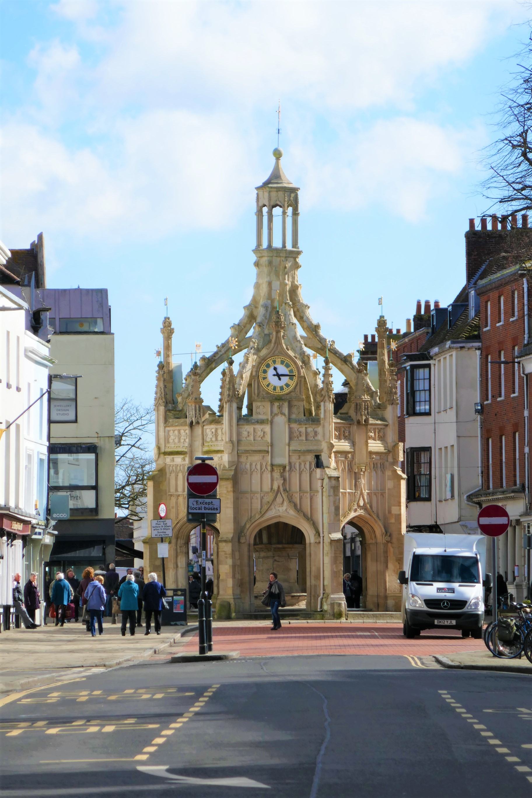 Chichester Market Cross - Lucy Williams Global