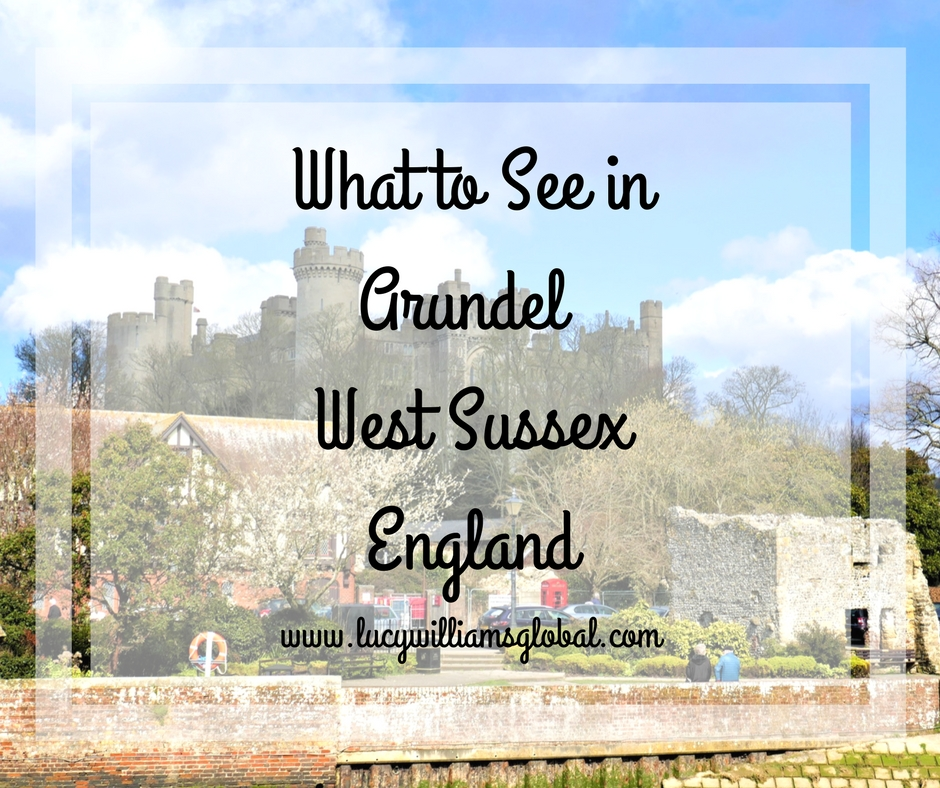 What to See in Arundel West Sussex England