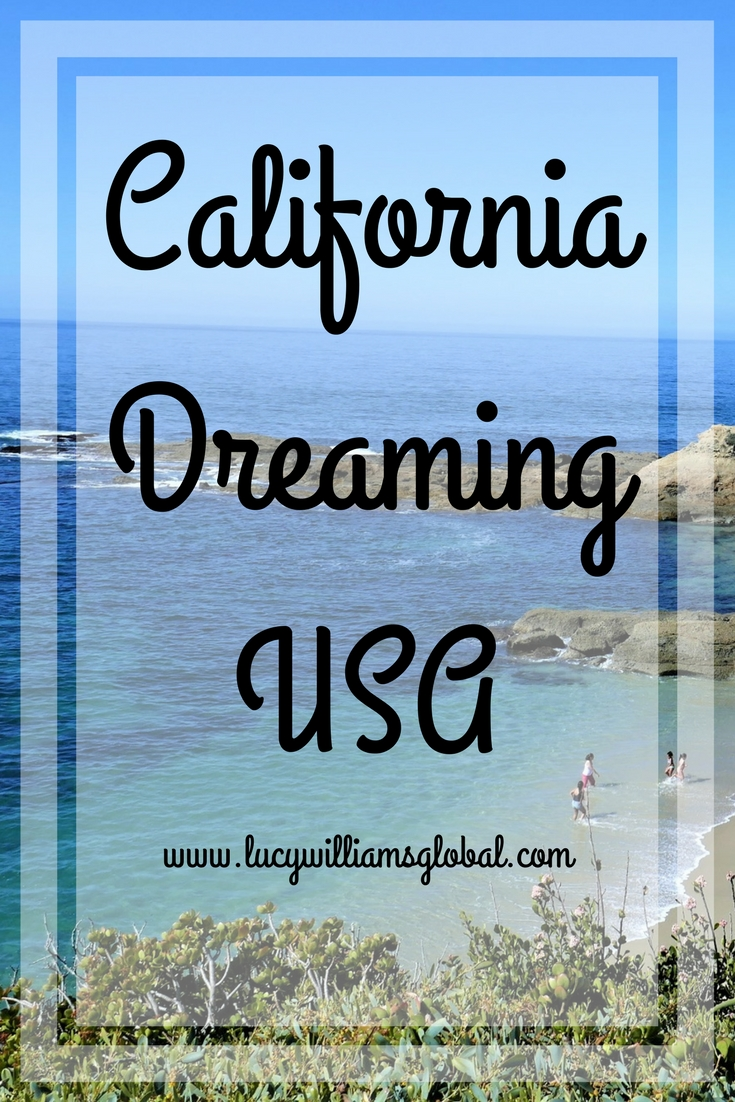 California Dreaming in the USA - Lucy Williams Global