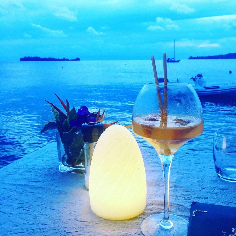 Bora Bora Evening - Lucy Williams Global