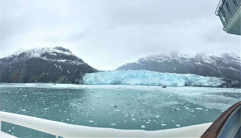 Alaska Scenic Cruising in Glacier Bay - Lucy Williams Global