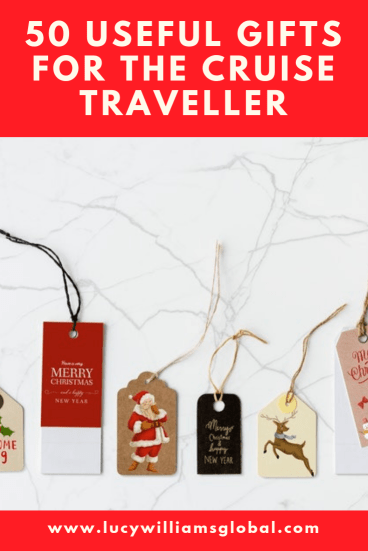 50 Useful Gifts for the Cruise Traveller