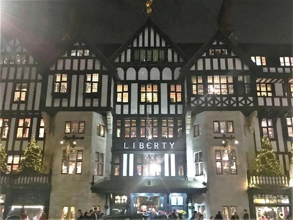 Libertys London Christmas
