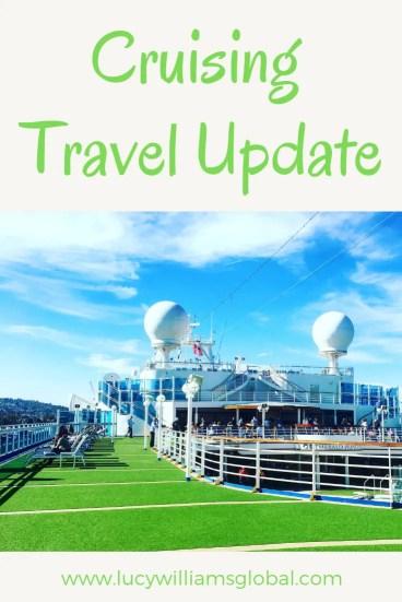 Cruising Travel Update - Lucy Williams Global