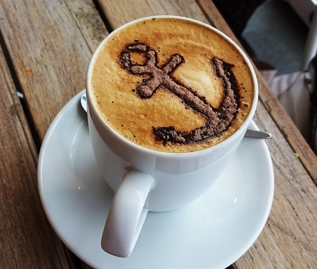 Coffee at sea