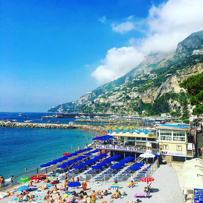 Amalfi Italy - Lucy Williams Global