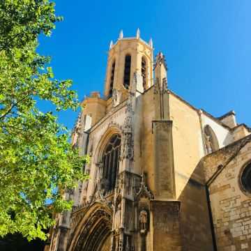 Cathedral Aix-en-Provence France - Lucy Williams Global
