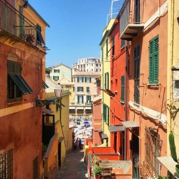 Boccadasse a Hidden Gem in Genoa Italy - Lucy Williams Global