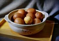 【食譜】茶香入味滋味十足的茶葉蛋,作法簡單,正餐點心宵夜都適合