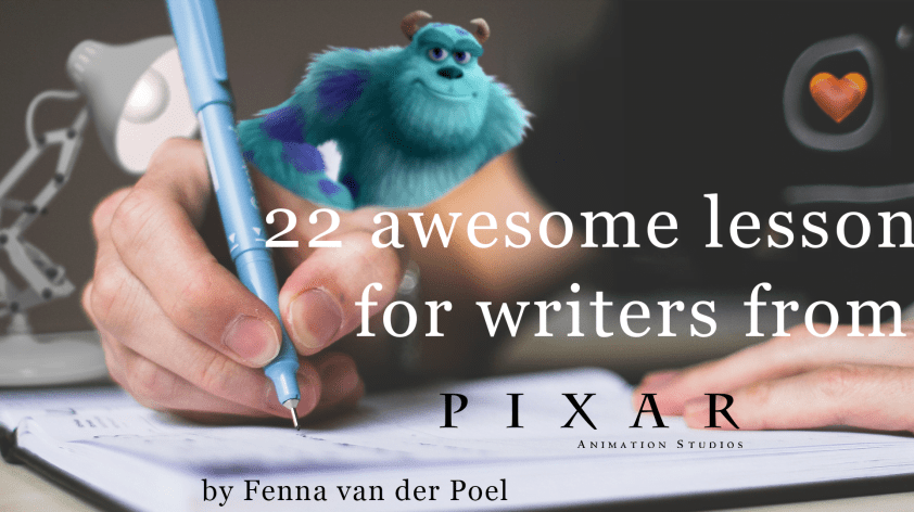 22 Awesome Lessons from Pixar (especially for copywriters)