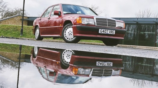 1990 Mercedes-Benz 190e 2.5-16v
