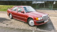 Mercedes-Benz 190e 2.5-16 Cosworth
