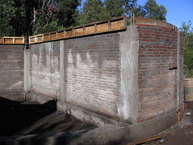Building plywood concrete forms for Insulated concrete forms disadvantages