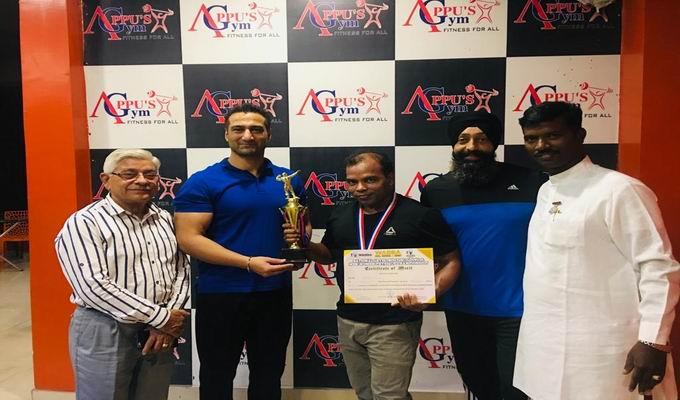 लुधियाना : मिस्टर इंडिया बॉडी बिल्डिंग एण्ड मैन फिज़िक चैम्पियनशिप 2019