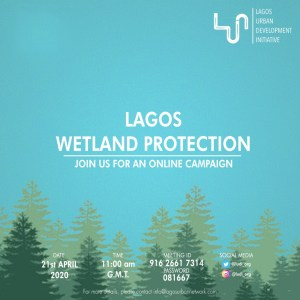 Brainstorming Session- Lagos Wetland Protection Campaign
