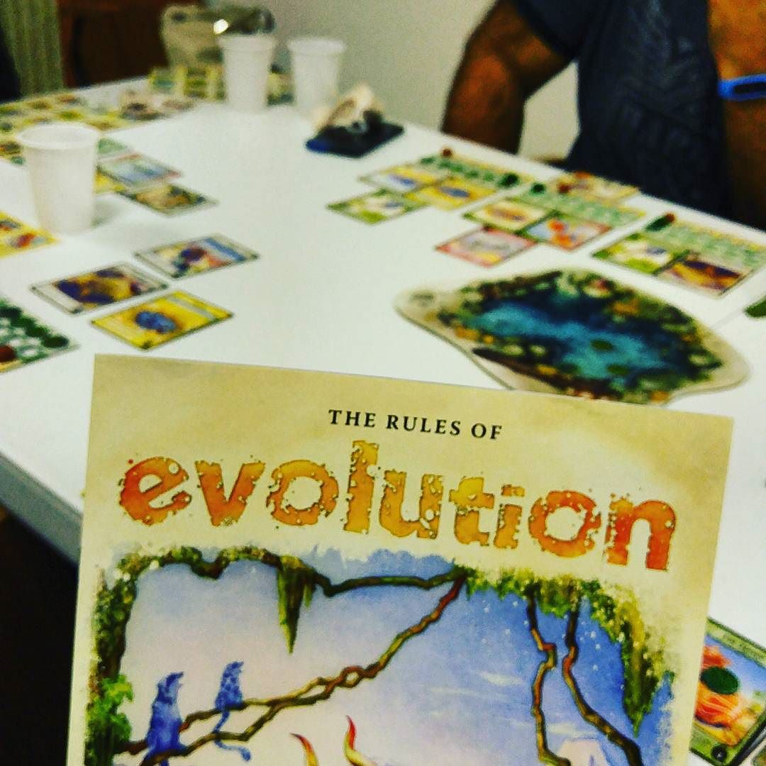 [played4me] Evolution