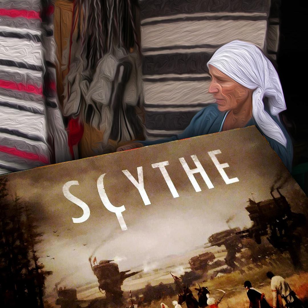 Scythe, mech, vodka e il popolo lavoratore