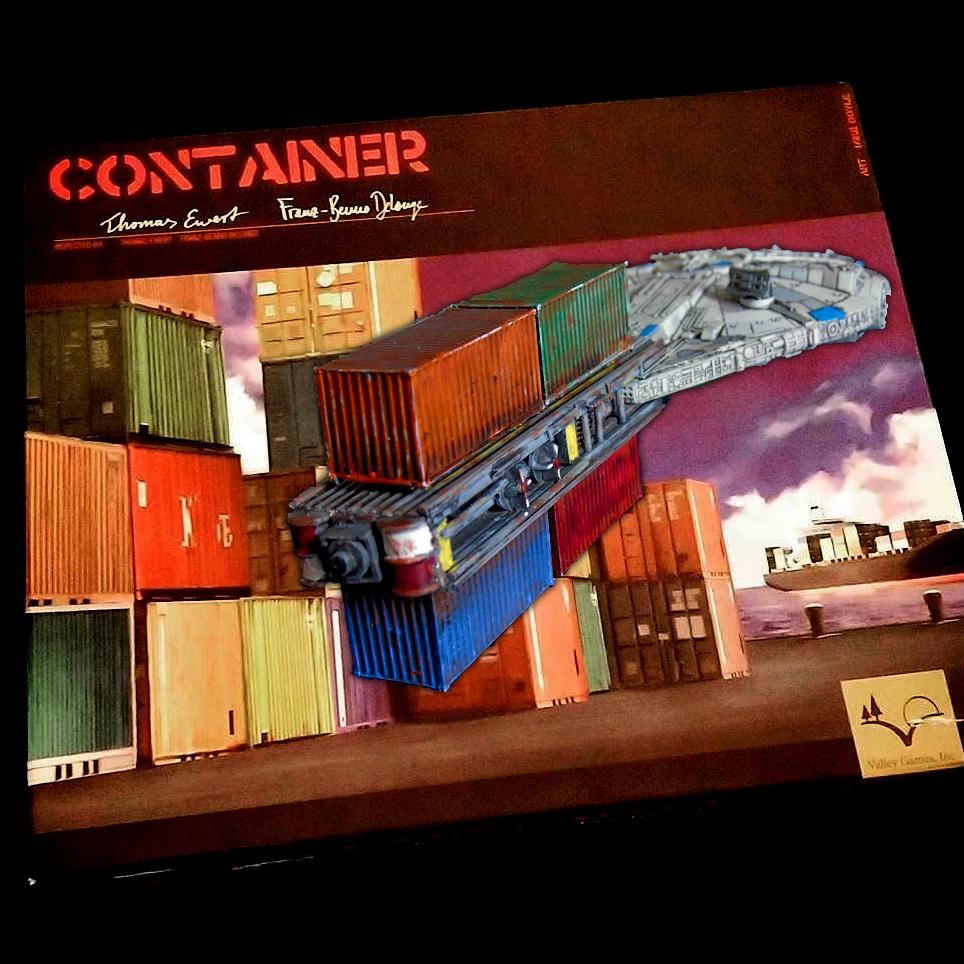 Container, siamo nani sulle spalle di giganti