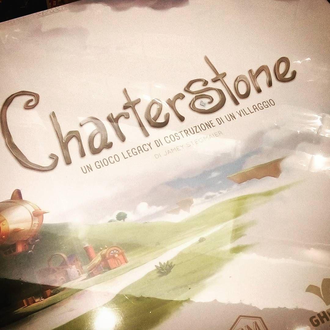CharterStone... la via e la meta.
