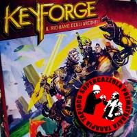 KeyForge: Arconte, nosce te ipsum