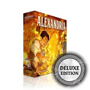 Alexandria Deluxe box 3D