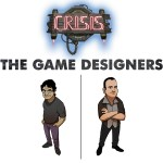 CRISIS: The Game Designers characters