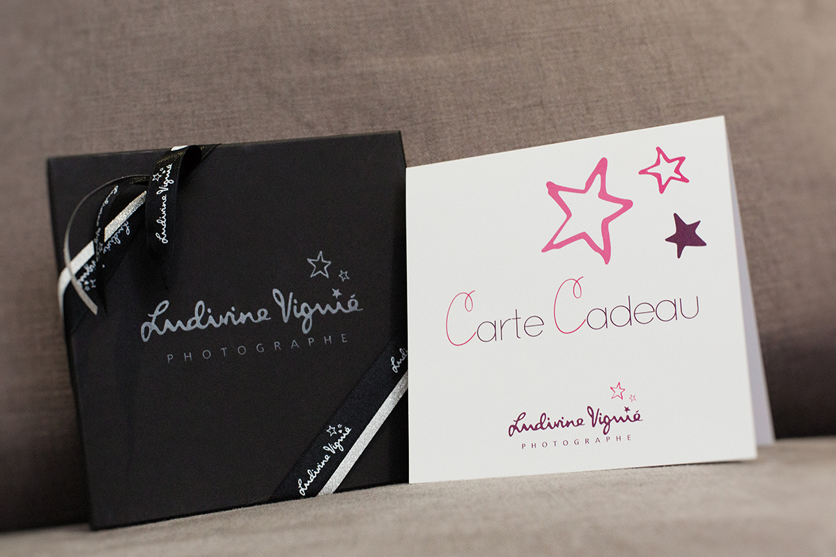 """Coffret """"Carte Cadeau"""""""