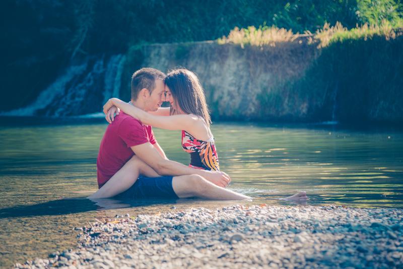 Hélène & Kévin – Séance de couple
